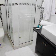 Отель Ofihotel Peñon Suites Колумбия, Кали - отзывы, цены и фото номеров - забронировать отель Ofihotel Peñon Suites онлайн ванная фото 2