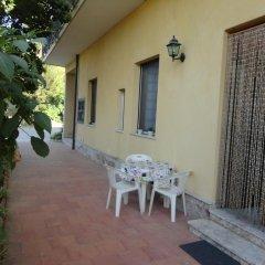 Отель Acquamarina Guest Home Джардини Наксос балкон