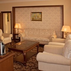 Президент-Отель 5* Апартаменты разные типы кроватей фото 4