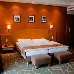 City Hotel Miskolc 4* Улучшенный номер с различными типами кроватей фото 4
