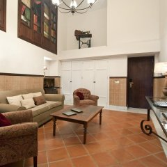 Отель Vincci la Rabida 4* Стандартный семейный номер с различными типами кроватей фото 10
