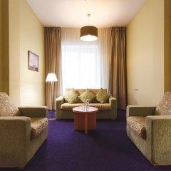 Бизнес Отель Евразия 4* Студия разные типы кроватей фото 2