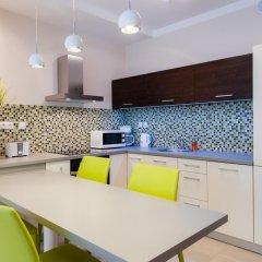 Отель EXCLUSIVE Aparthotel Улучшенные апартаменты с 2 отдельными кроватями фото 24