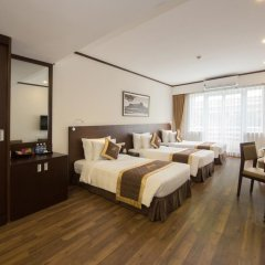 Thang Long Opera Hotel 4* Улучшенный номер с различными типами кроватей фото 4