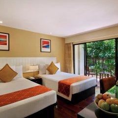 Отель Novotel Phuket Surin Beach Resort 4* Стандартный номер с двуспальной кроватью фото 5