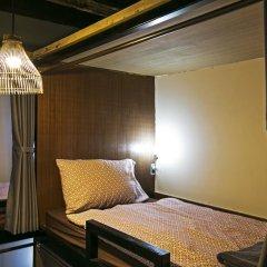 Отель Rachanatda Homestel 2* Кровать в женском общем номере с двухъярусной кроватью фото 3