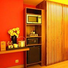 Hotel SB Diagonal Zero Barcelona 4* Представительский номер с различными типами кроватей