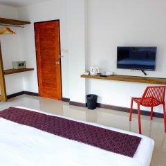 Отель The Umbrella House 3* Номер Делюкс с различными типами кроватей фото 12