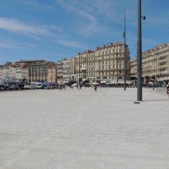 Отель Escale Oceania Marseille Марсель пляж фото 2