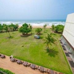 Отель Citrus Waskaduwa пляж фото 2