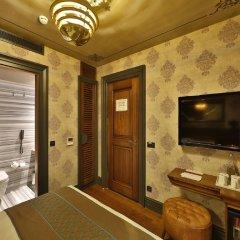 Sanat Hotel Pera Boutique 3* Стандартный номер с различными типами кроватей фото 6