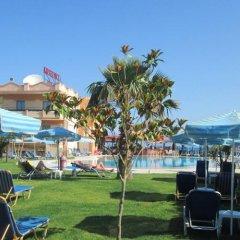 Отель Ninos On The Beach Корфу помещение для мероприятий