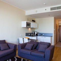 Апартаменты Adelle Apartments комната для гостей фото 3