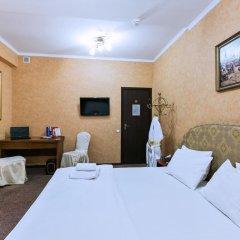 Мини-Отель Вивьен Стандартный номер с различными типами кроватей фото 3