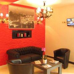 Hotel La Perle Montparnasse интерьер отеля