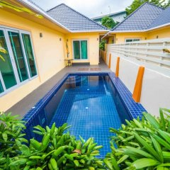 Отель Platinum Residence Villa бассейн