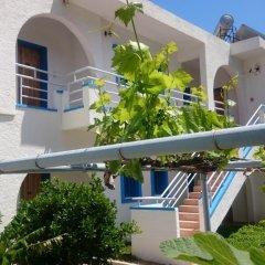 Отель Amazones Villas Sun балкон