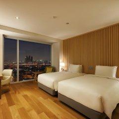 Hotel ENTRA Gangnam 4* Номер Премьер с 2 отдельными кроватями фото 4