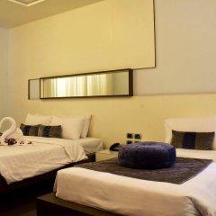 Отель Z Through By The Zign 5* Номер Делюкс с 2 отдельными кроватями фото 4