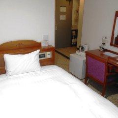 Отель Park Inn Takasaki Томиока комната для гостей фото 2