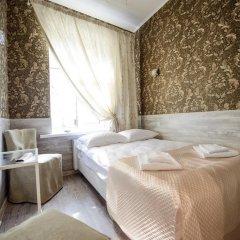 Гостиница АРТ Авеню Стандартный номер двухъярусная кровать фото 25