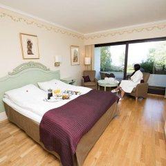 Отель Hotell Refsnes Gods 4* Улучшенный номер с различными типами кроватей