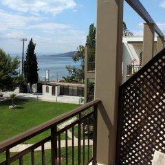 Hotel Areti Ситония балкон