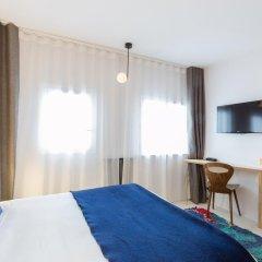 Отель MONTHOLON 3* Стандартный номер фото 4