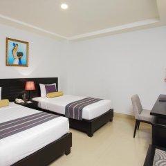 Lavender Hotel 3* Улучшенный номер с 2 отдельными кроватями фото 4