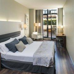 Отель Catalonia Ramblas 4* Улучшенный номер с различными типами кроватей фото 11
