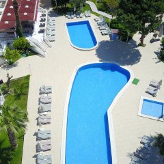 Отель Halici Otel Marmaris балкон