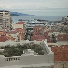Отель Ambassador-Monaco балкон