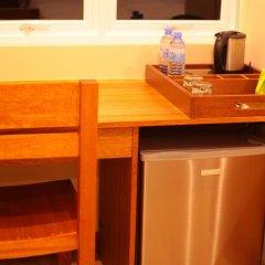 Отель Maakanaa Lodge 3* Номер Делюкс с различными типами кроватей фото 5