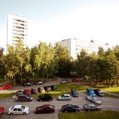 Апартаменты Хочу Приехать на проспекте Испытателей 8 парковка