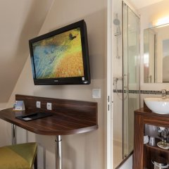 The Originals Hotel Paris Montmartre Apolonia (ex Comfort Lamarck) 3* Стандартный номер с различными типами кроватей фото 3