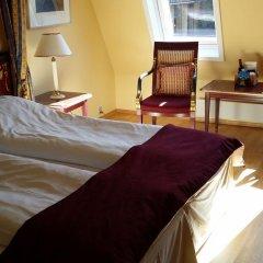 Отель Hotell Refsnes Gods 4* Стандартный номер с 2 отдельными кроватями фото 7