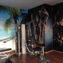 Отель Suites Malecon Cancun фитнесс-зал фото 2