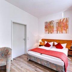 Отель ArtHotel City 3* Стандартный номер с различными типами кроватей фото 4