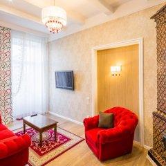 Апартаменты Львова комната для гостей фото 2