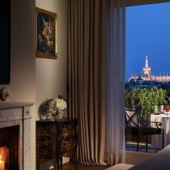Palazzo Parigi Hotel & Grand Spa Milano балкон