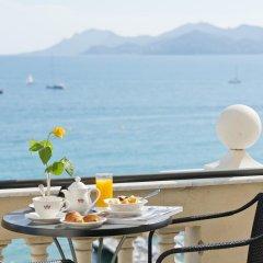 Отель InterContinental Carlton Cannes 5* Люкс повышенной комфортности с различными типами кроватей