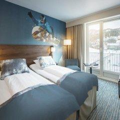 Scandic Lillehammer Hotel 4* Стандартный номер с различными типами кроватей