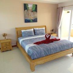 Апартаменты Rm Wiwat Apartment Люкс с различными типами кроватей