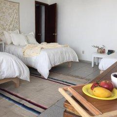 Отель Casa Canario Bed & Breakfast 2* Улучшенный семейный номер с двуспальной кроватью фото 17
