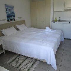 Hotel Milos 3* Студия с различными типами кроватей