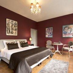 Отель Pension Vakantie Logies Hollywood 3* Стандартный номер с различными типами кроватей фото 5