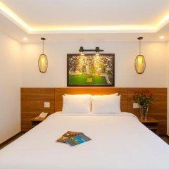 Отель Riverside Impression Homestay Villa 3* Номер Делюкс с различными типами кроватей фото 2