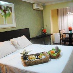Candango Aero Hotel 3* Стандартный номер с различными типами кроватей фото 9