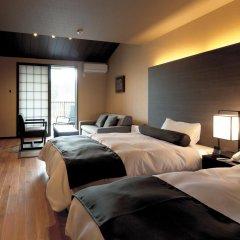 Hotel Morinokaze Tateyama 3* Улучшенный номер