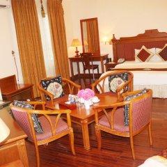Central Hotel 3* Люкс повышенной комфортности с различными типами кроватей фото 2